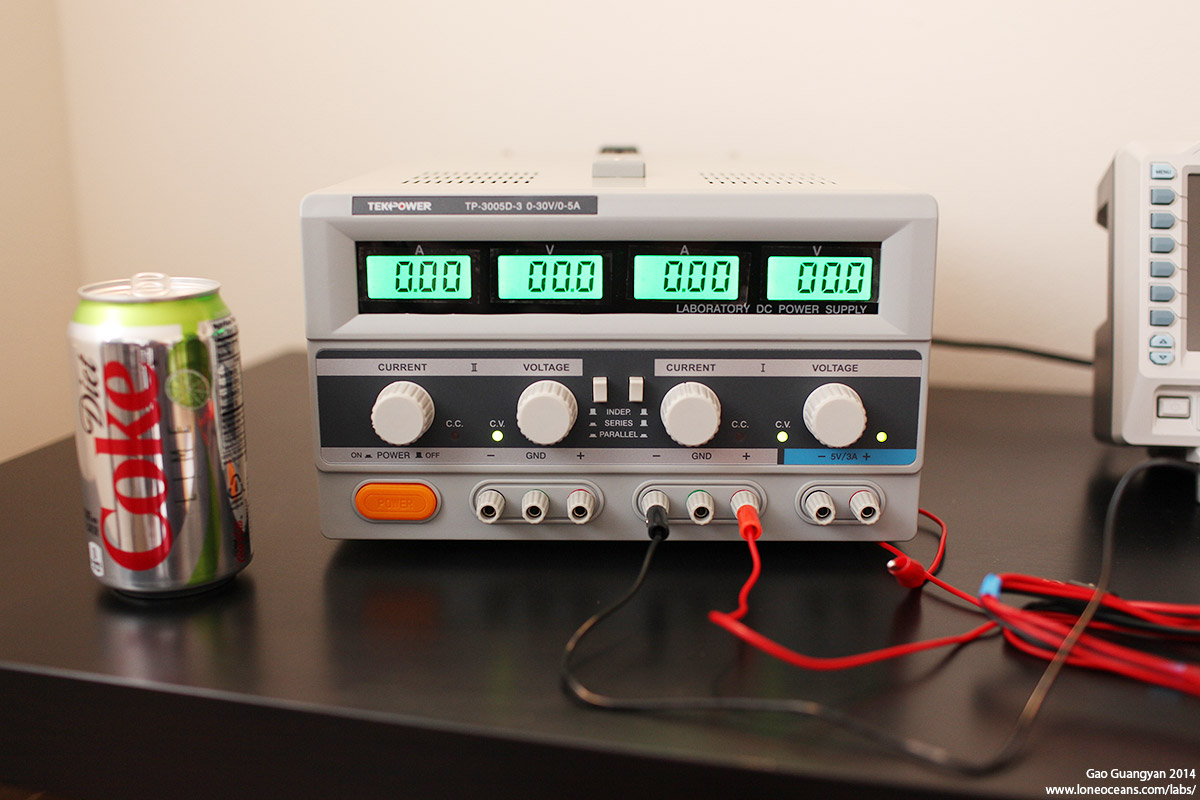 Tekpower Tp3005d 3 Dc Bench Power Supply Review